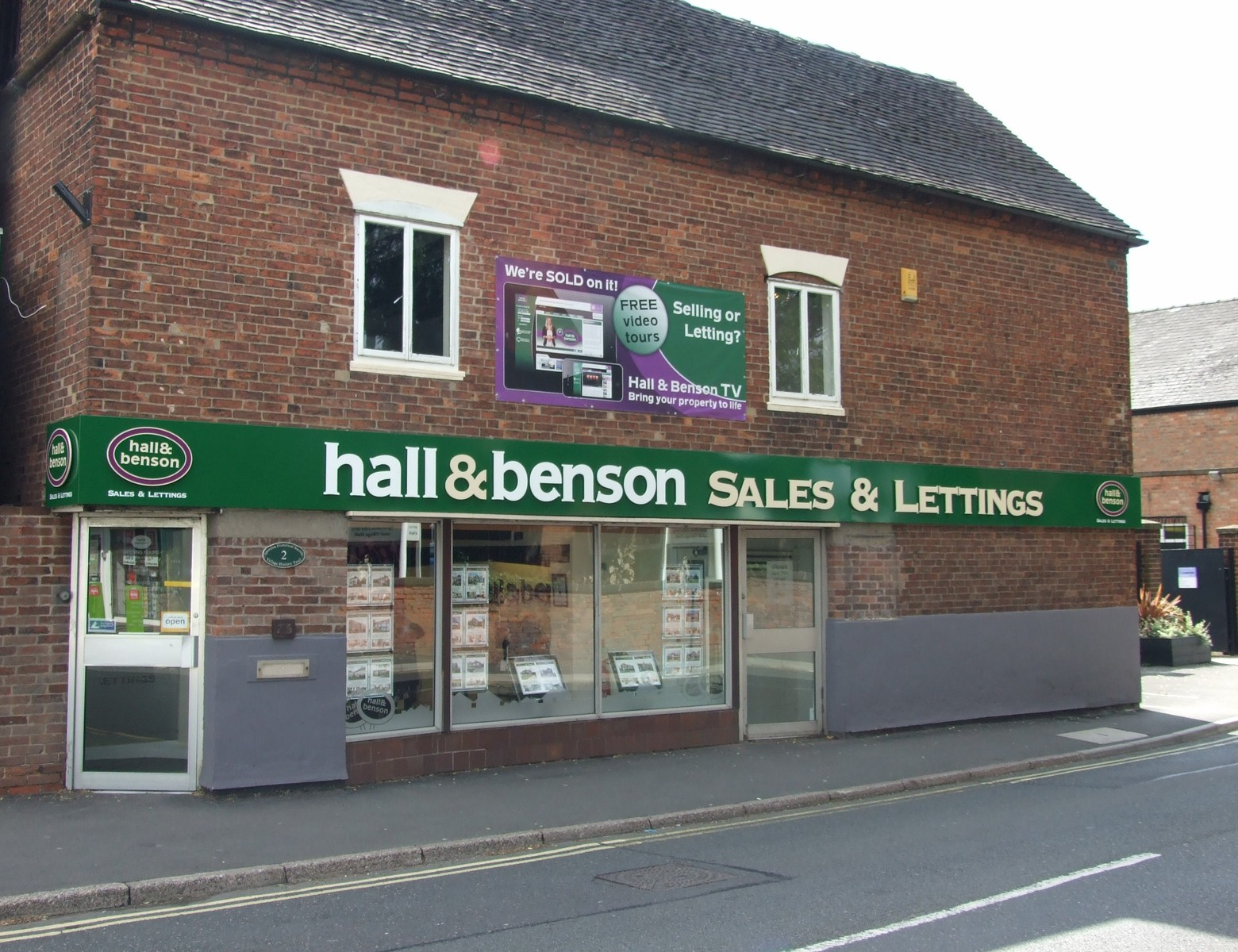 Spondon office
