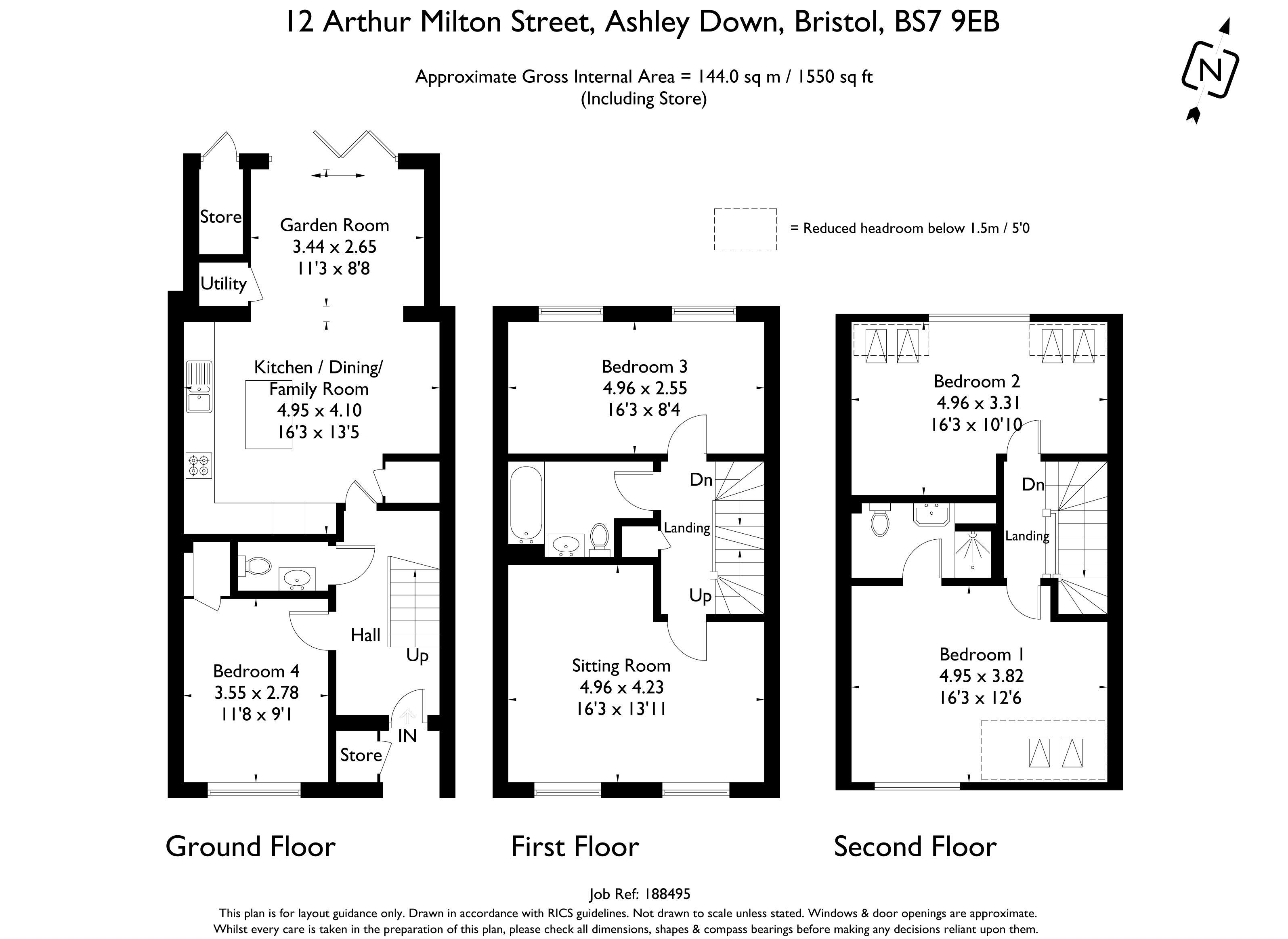 4 bedroom property for sale in arthur milton street ashley down
