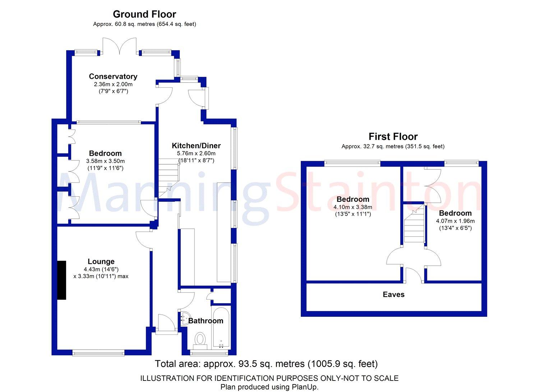 Ashford castle floor plan