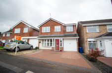 Harebell Close, Heath Hayes, Cannock