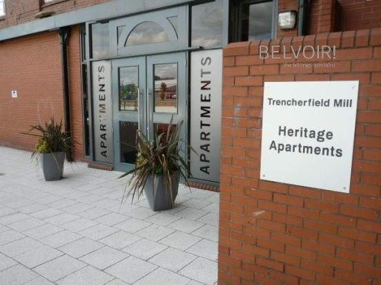 2 Bedrooms Apartment Flat for sale in 50 TRENCHERFIELD MILL HERITAGE WAY WIGAN