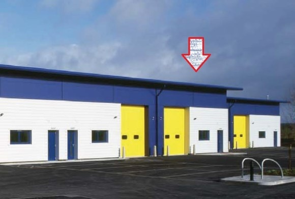 Property for sale in Oyo Business Park, Weyhill, Andover