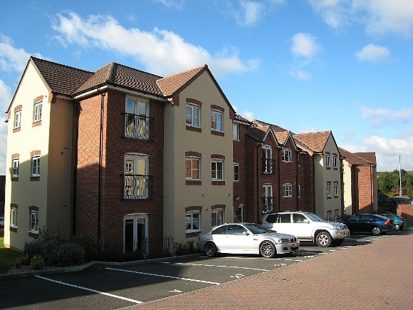 2 Bedrooms Flat for rent in Millstone Court, Mill Street, Stone