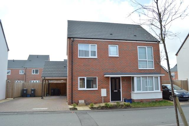 5 Bedrooms Detached House for sale in Centurion Crescent, Newcastle