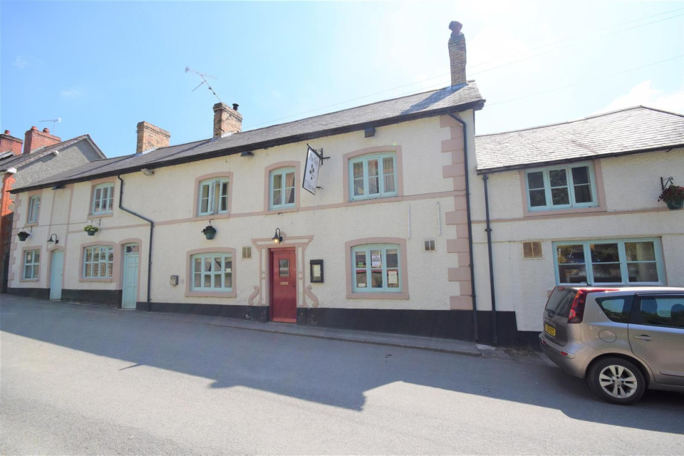 4 Bedrooms Property for sale in High Street, Glyn Ceiriog, Llangollen