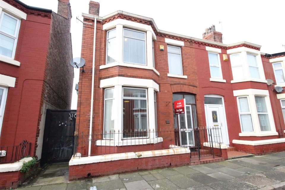 3 Bedrooms Property for sale in Stormont Road, Liverpool