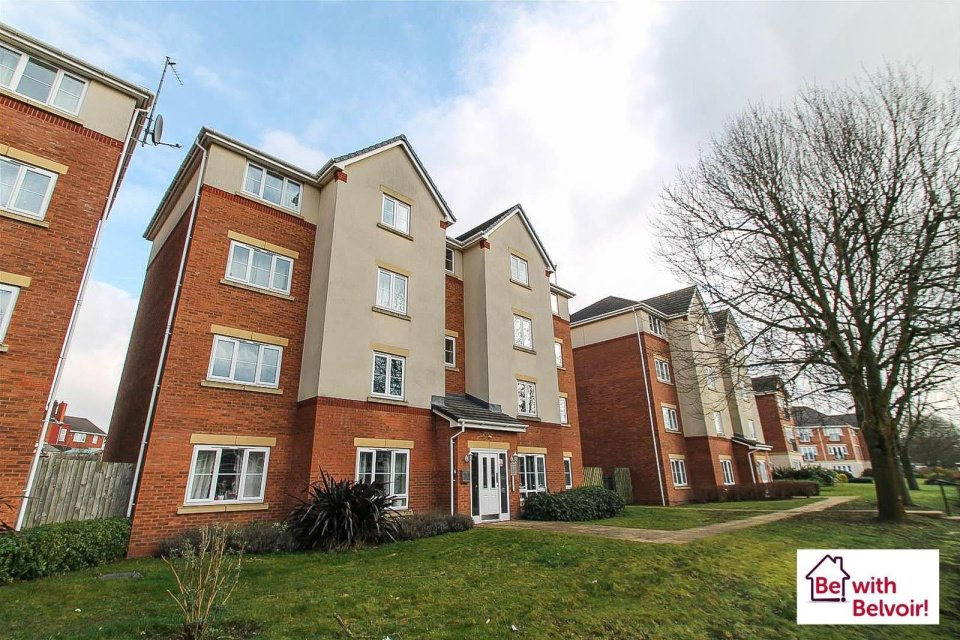 2 Bedrooms Apartment Flat for sale in Holyhead Road, Wednesbury