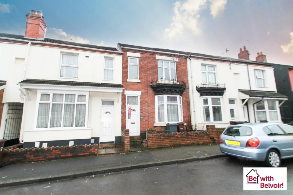 4 Bedrooms Terraced House for sale in All Saints Road, Wolverhampton
