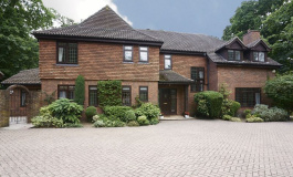 Burwood Park, Walton-On-Thames, Surrey KT12
