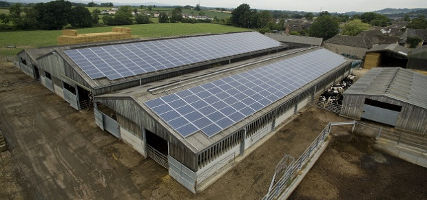 Solar Panels for Smallholdings & Agricultural Buildings