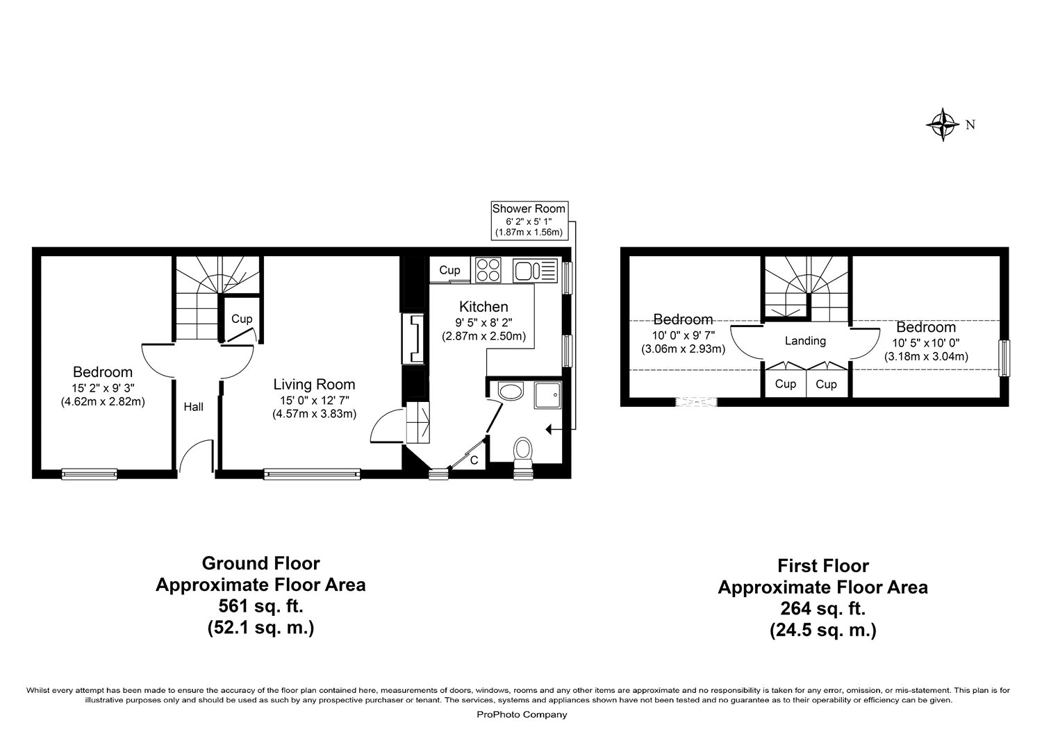 Floorplans for Cheviot View, Bowden, Melrose, TD6