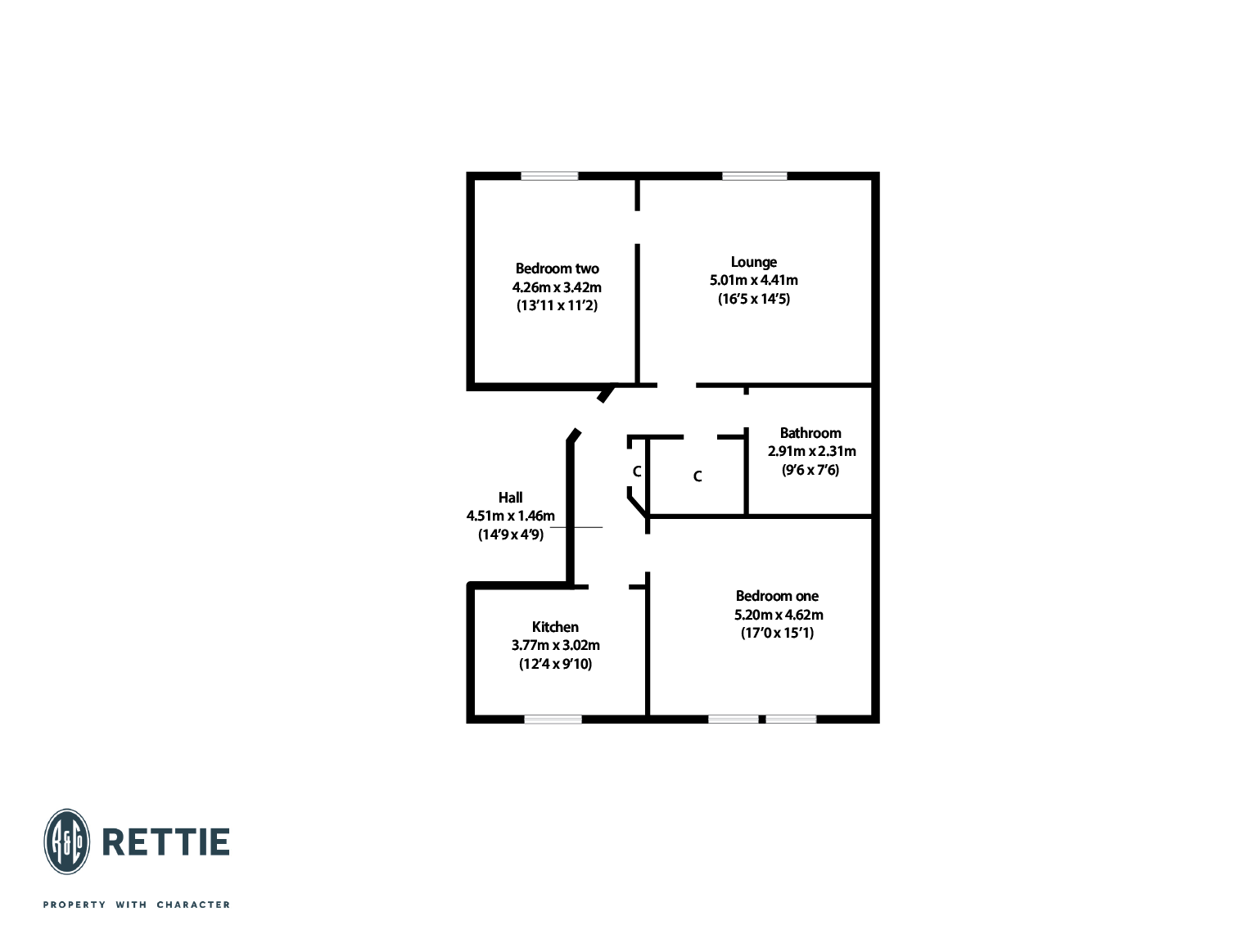 Floorplans for Hyndland Road, Hyndland, Glasgow, G12