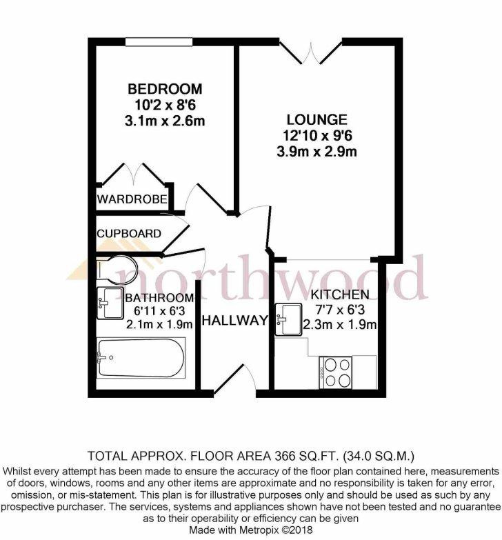 1 Bedroom Flat To Rent In Squires Court, Bedminster