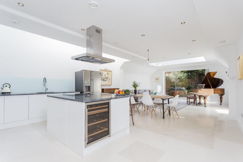 House for sale in Fulham & Parsons Green - Finlay Street, Fulham, London, SW6