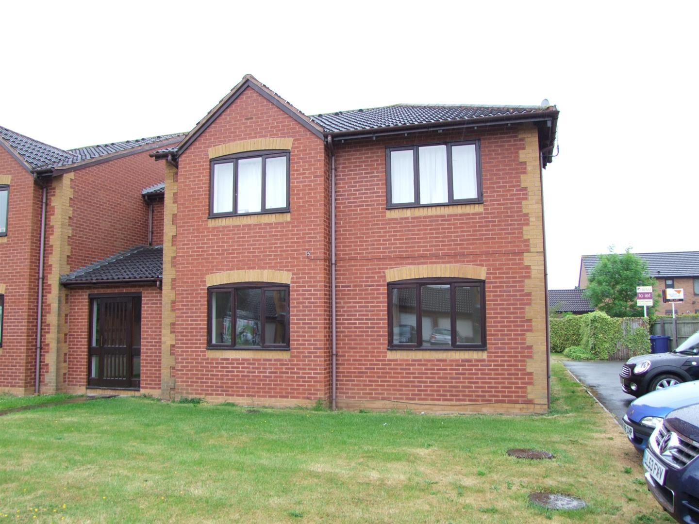 1 Bedroom Apartment Flat for sale in Nicklaus Close, Branston