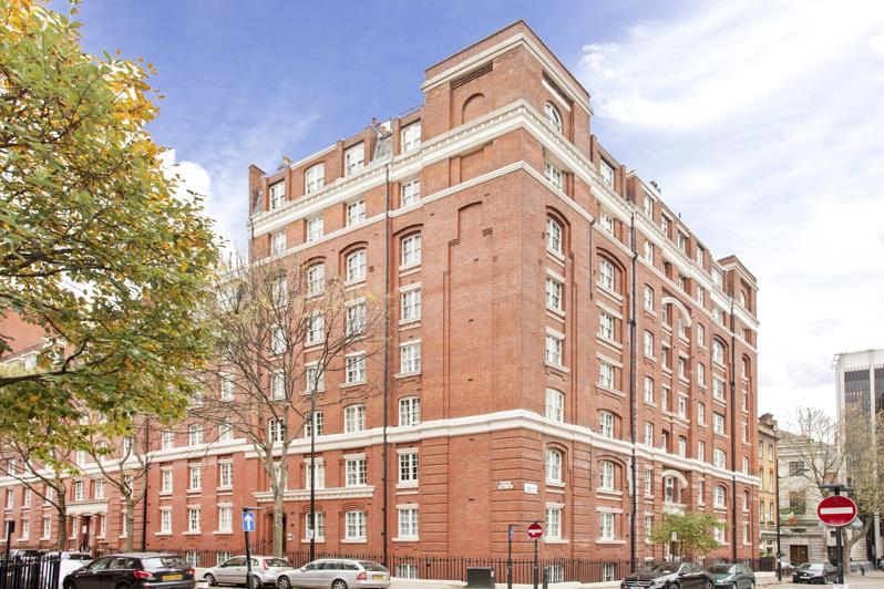 Flat/apartment to rent in West End - Queen Alexandra Mansions, Tonbridge Street, London, WC1H