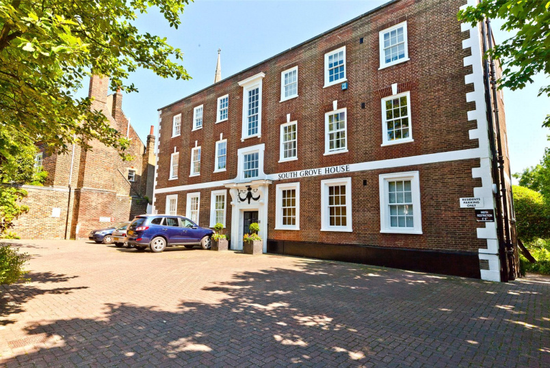 Flat/apartment to rent in Highgate - South Grove House, South Grove, London, N6