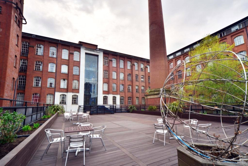 Flat/apartment for sale in Bow - Manhattan Building, Bow Quarter, 60 Fairfield Road, E3