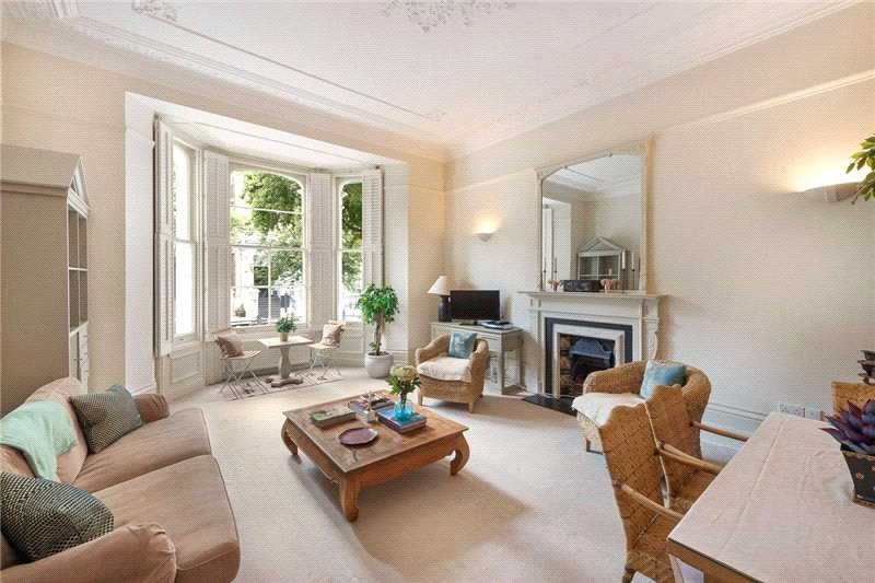 Flat/apartment for sale - Redcliffe Gardens, London, SW10