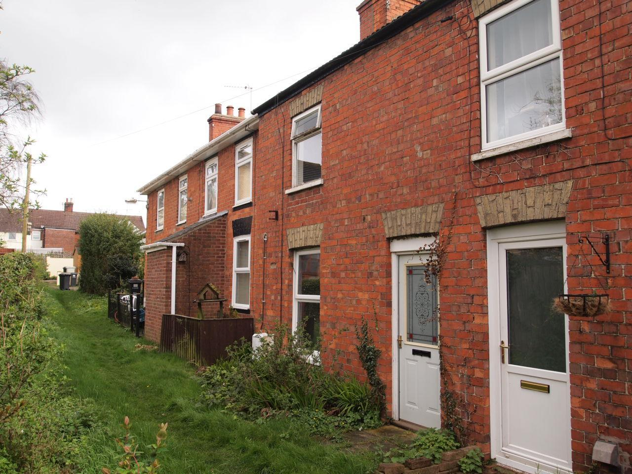 2 Bedrooms Terraced House for sale in Alma Place, Spilsby