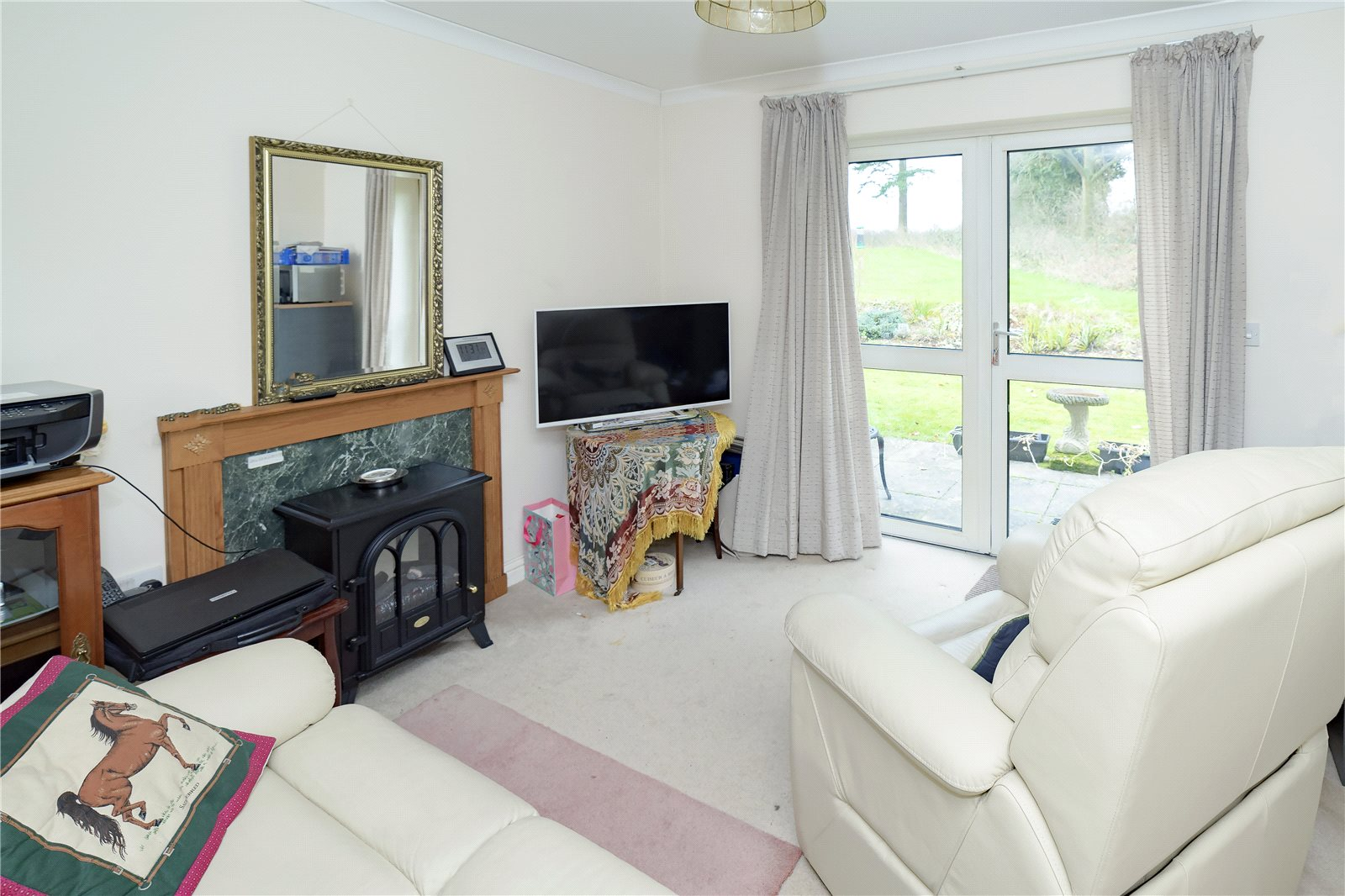 2 bedroom property for sale in Pine Court, Lymington Bottom, Four ...