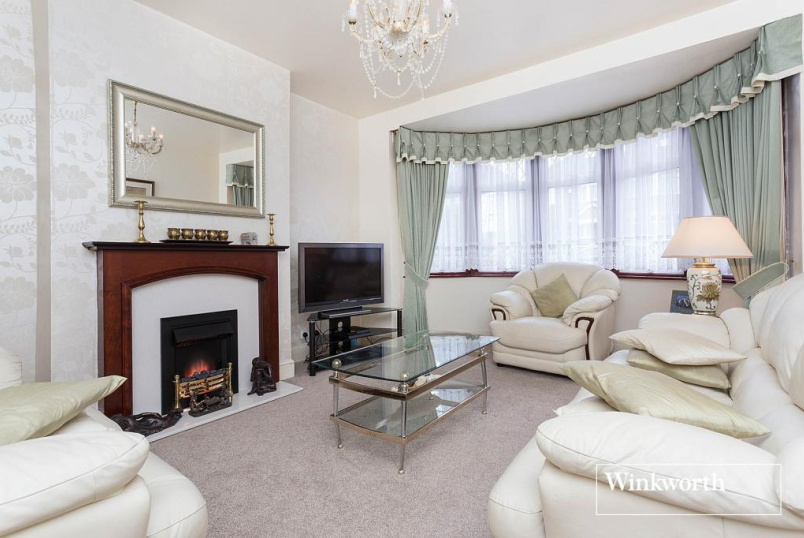 House to rent in  - Hillfield Park, London, N21
