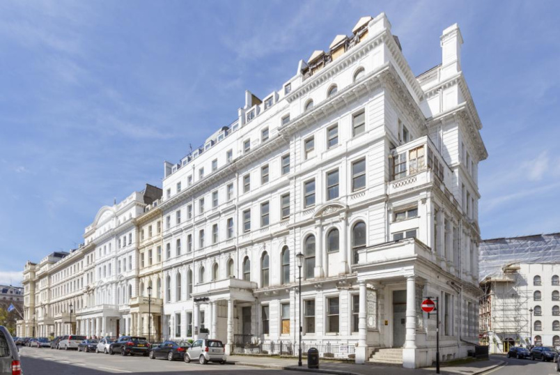 Development plot for sale - Lancaster Gate, Marylebone, W2