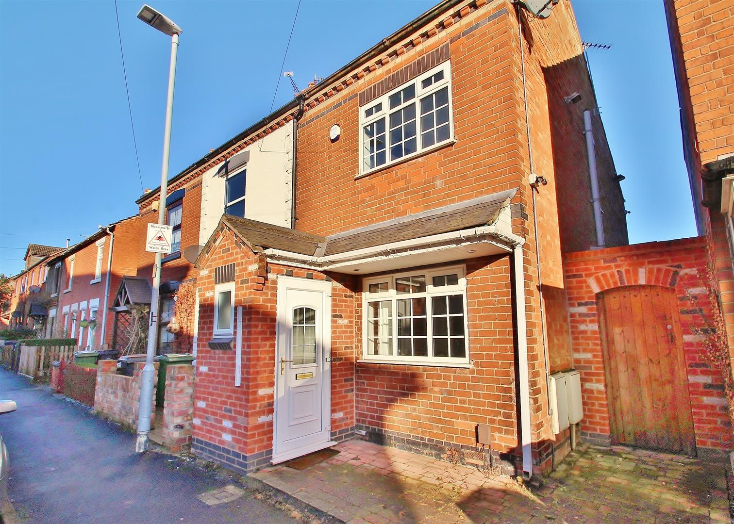 2 Bedrooms Property for sale in Gladstone Street, Anstey, Leicestershire
