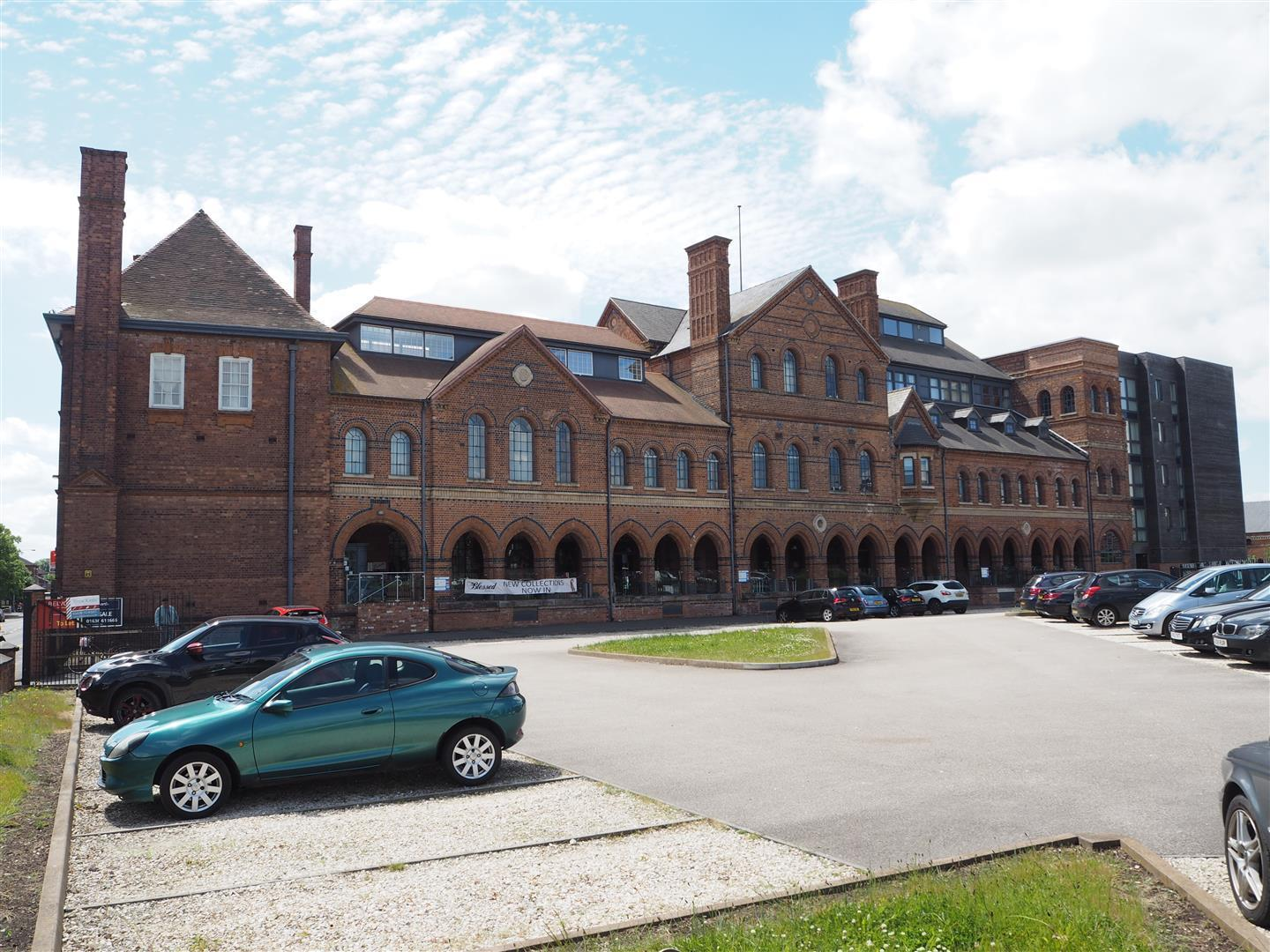 2 Bedrooms Apartment Flat for sale in The Tankard Building, Warwick Brewery...