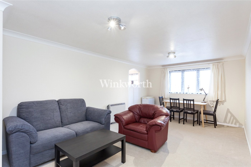 Flat/apartment to rent in Hendon - Jackdaw Court, 25 Harrier Road, Colindale, NW9