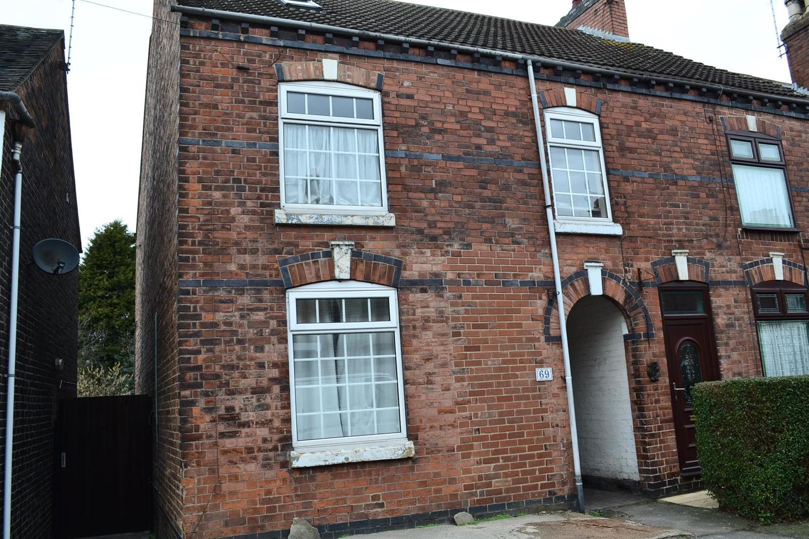 3 Bedrooms Property for sale in Regent Street, Church Gresley, Swadli...