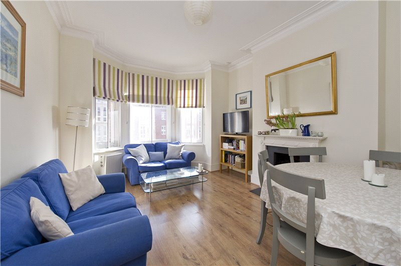 Flat/apartment for sale - Mentone Mansions, Fulham Road, London, SW10