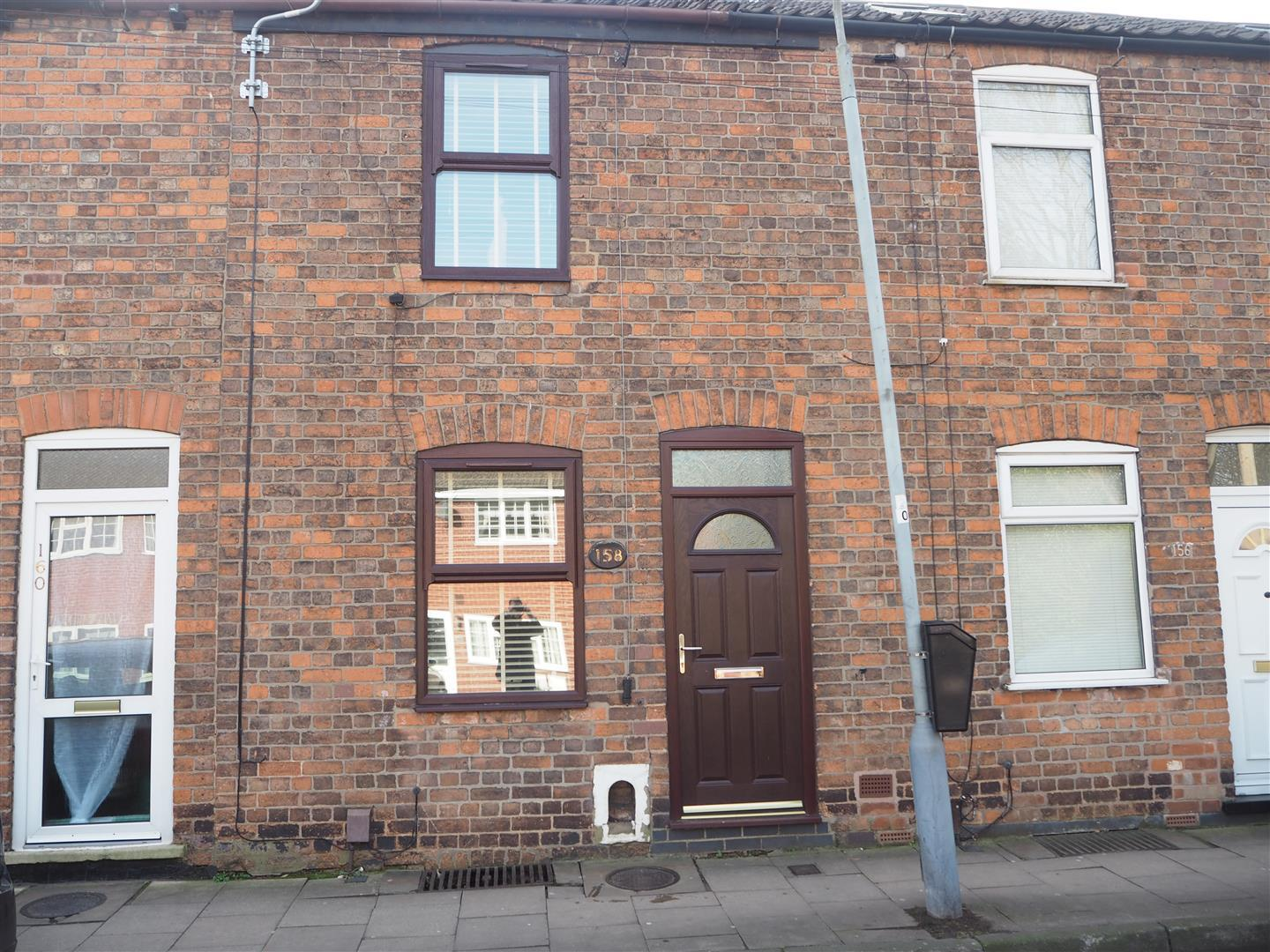 2 Bedrooms Terraced House for sale in Barnby Gate, Newark