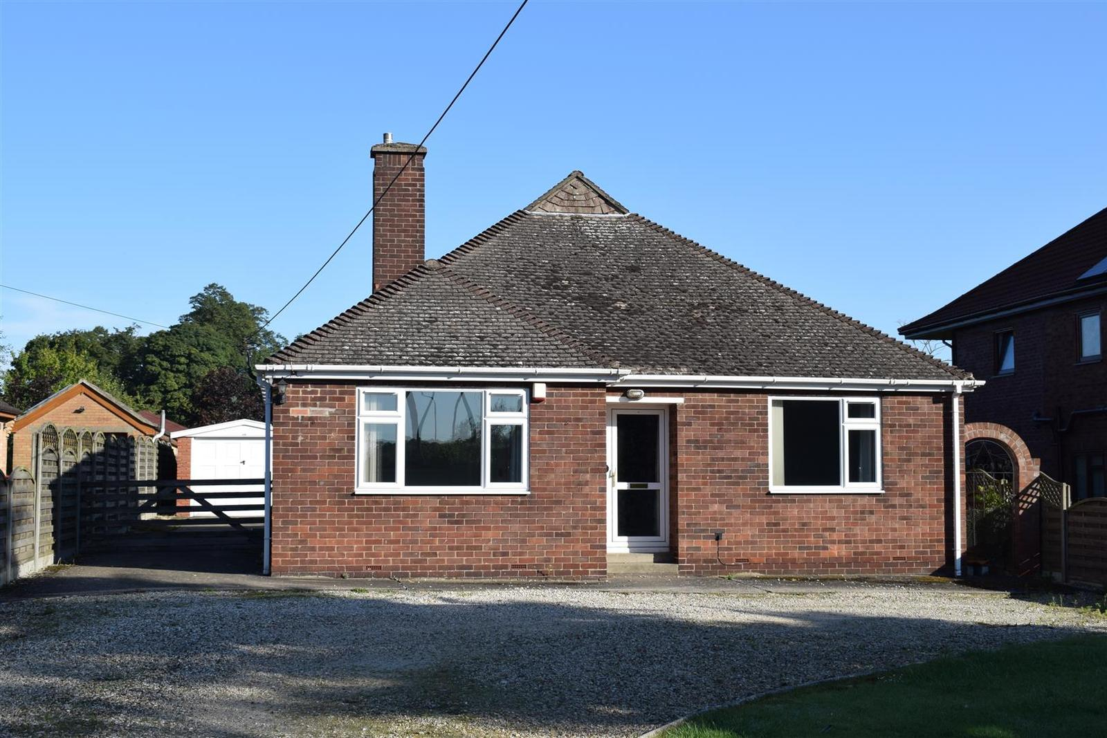 3 Bedrooms Bungalow for sale in Messingham Lane, Scawby