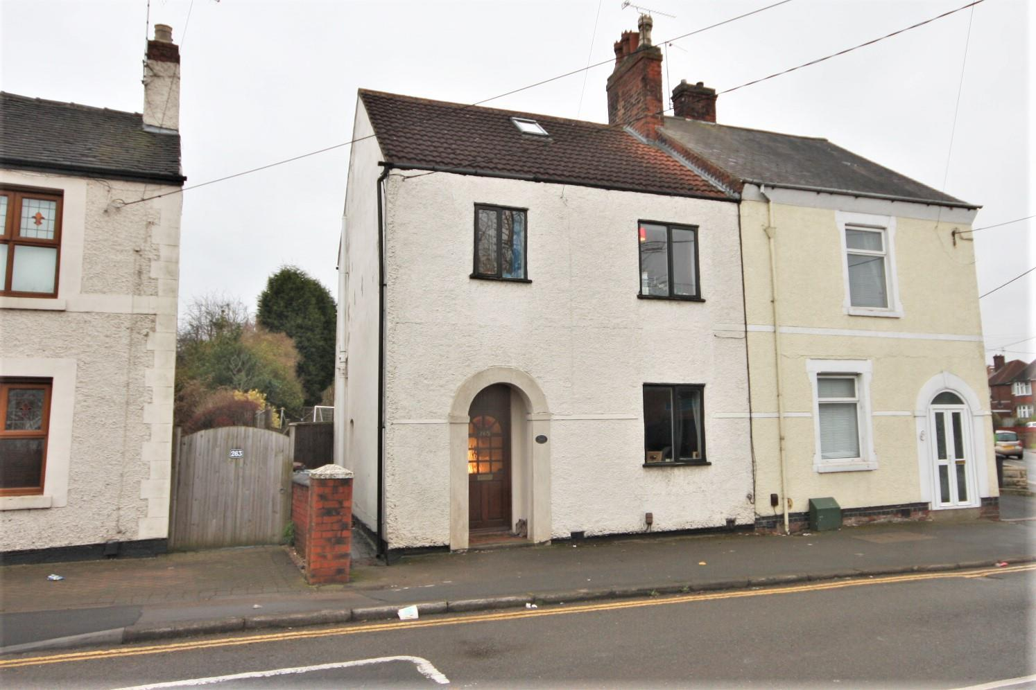 3 Bedrooms Detached House for sale in Church Lane, Whitwick, Coalville