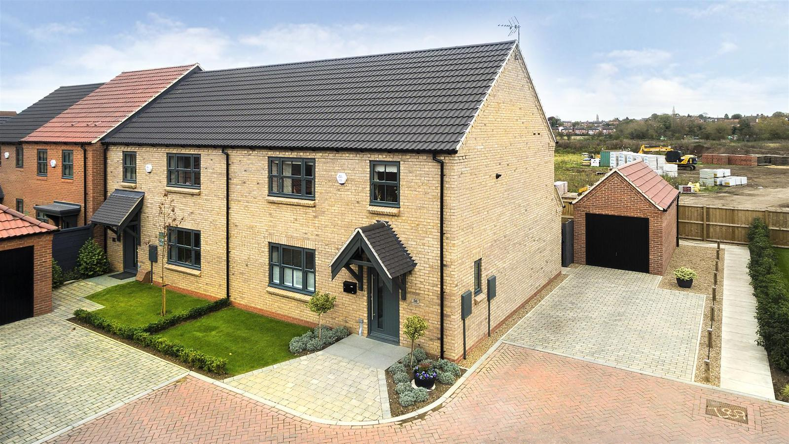 3 Bedrooms Property for sale in Plot 22, Valley View, Retford