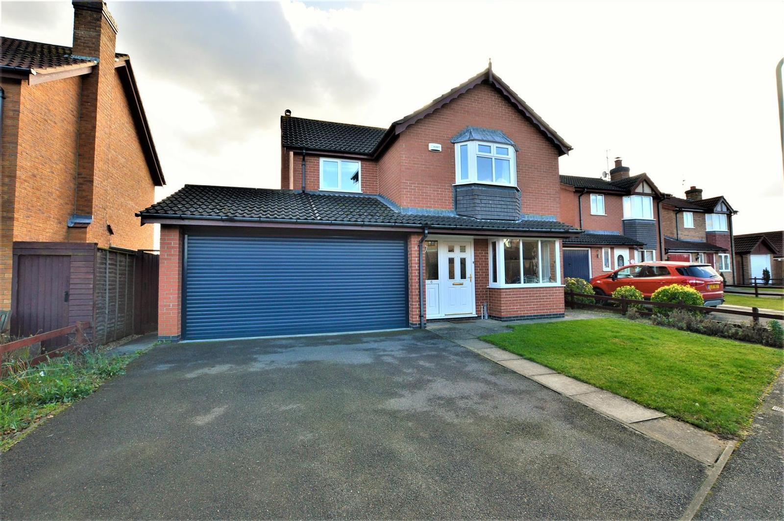 4 Bedrooms Property for sale in Dunlin Road, Essendine, Stamford