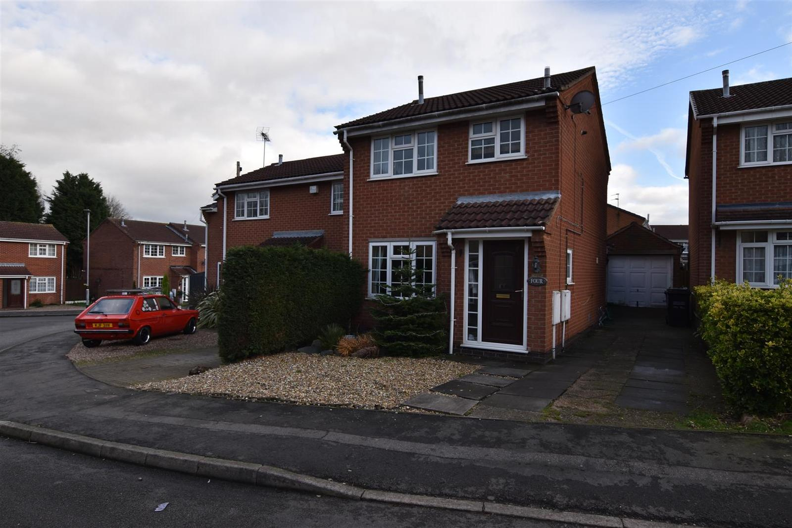 3 Bedrooms Detached House for sale in Irwin Avenue, Loughborough