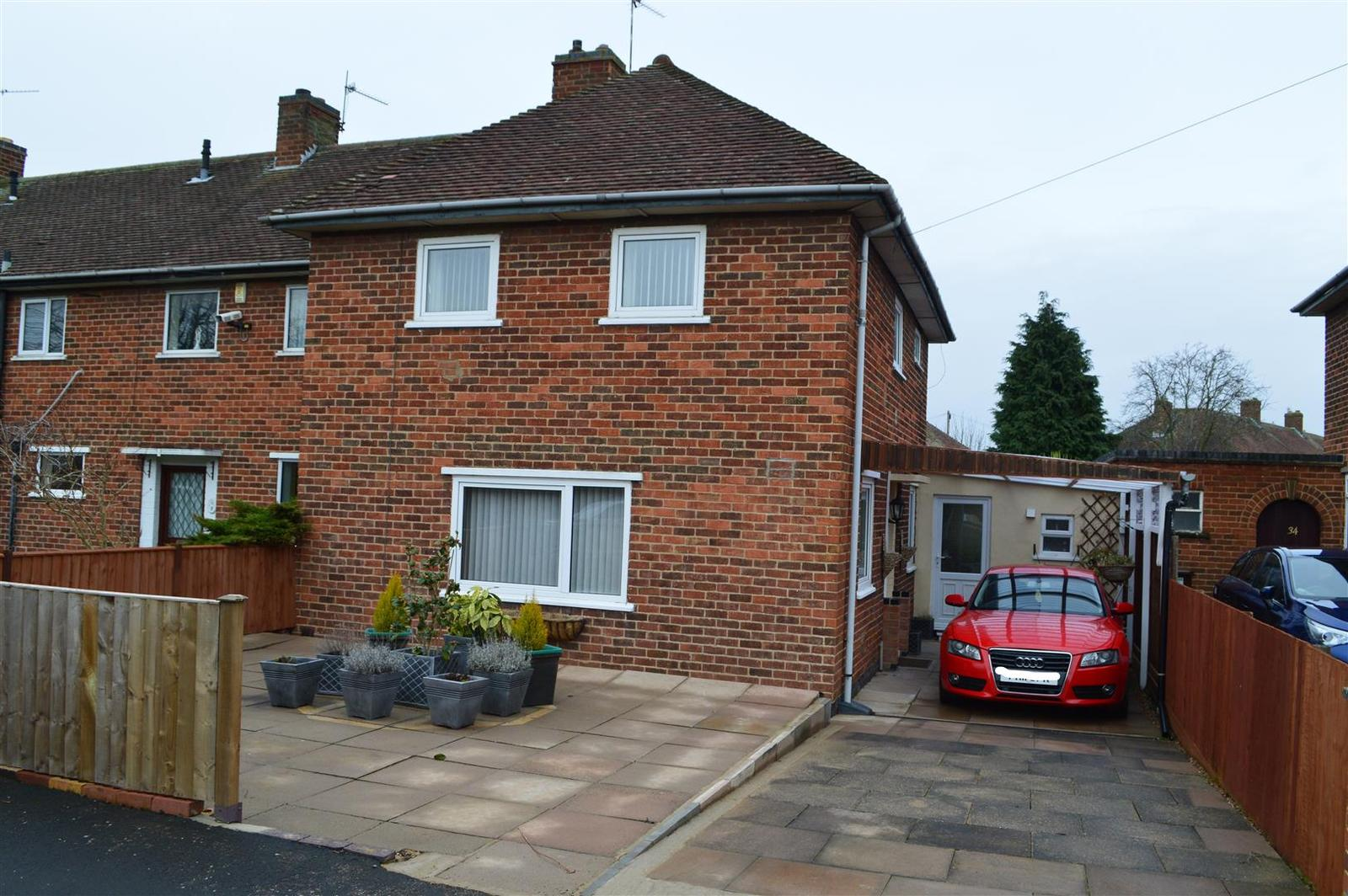 3 Bedrooms Detached House for sale in Poplar Road, Loughborough
