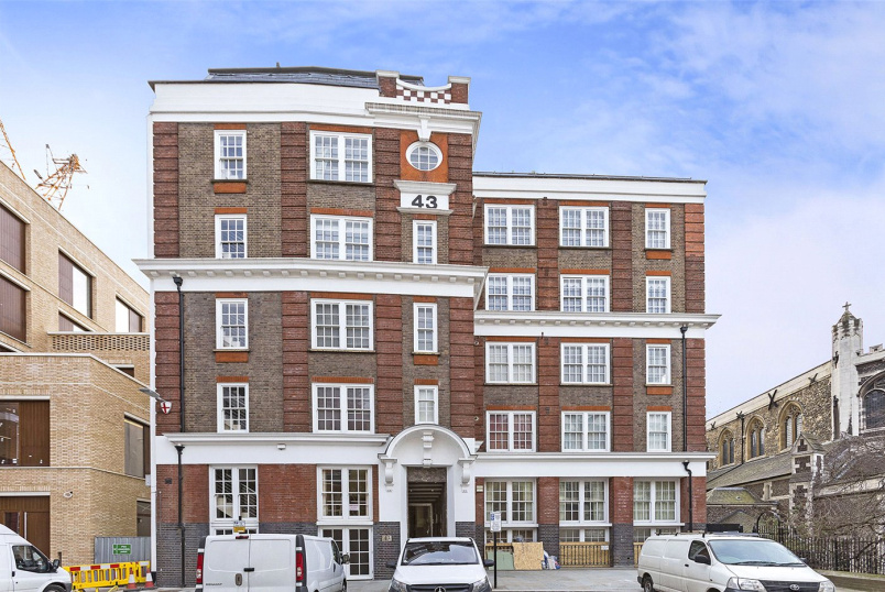 Flat/apartment to rent in Clerkenwell & City - Bartholomew Close, London, EC1A