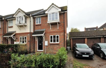 Stockers Lane, Woking, Surrey, GU22