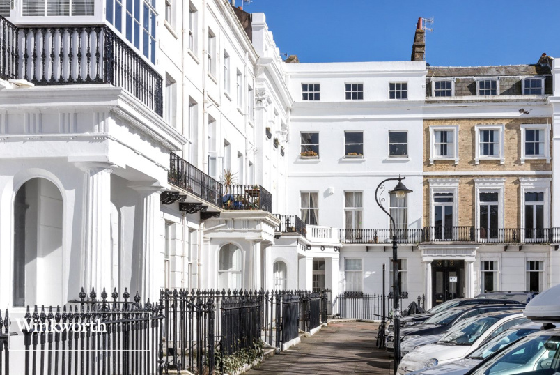 Flat/apartment for sale - Sussex Square, Brighton, East Sussex, BN2