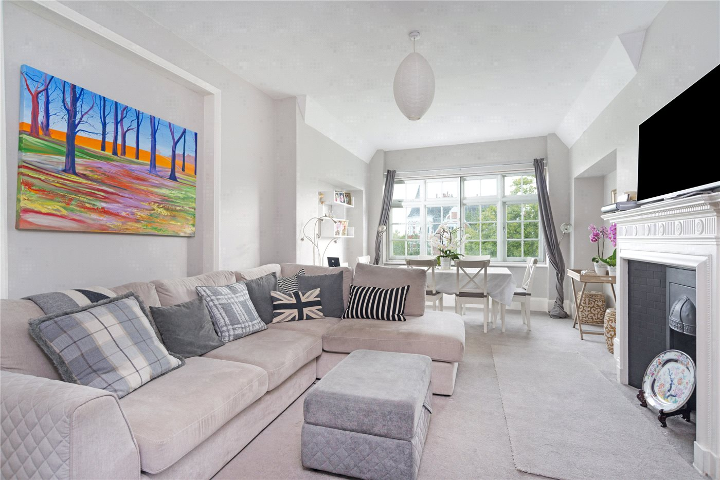 5 Bedroom Property For Sale In Clifton Court St Johns Wood London NW8