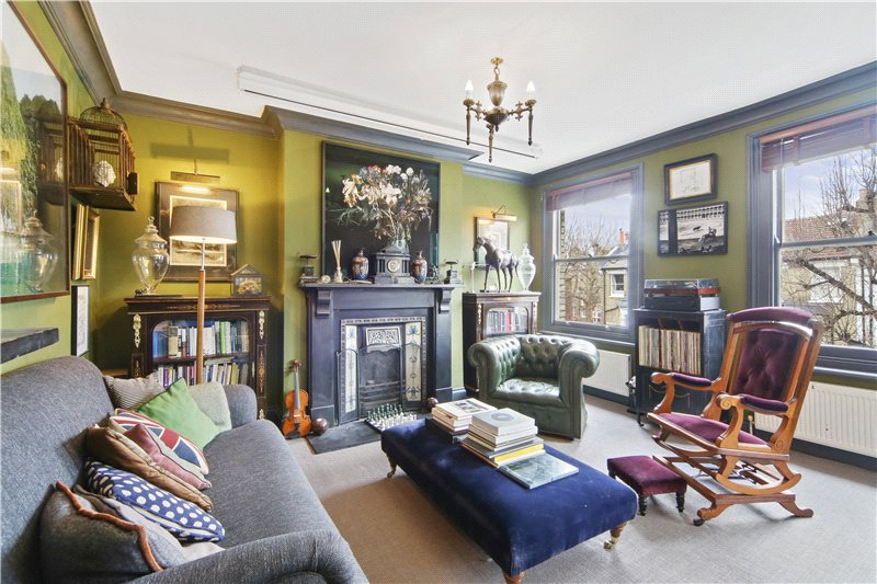 Flat/apartment for sale - Beauclerc Road, Brackenbury Village, W6