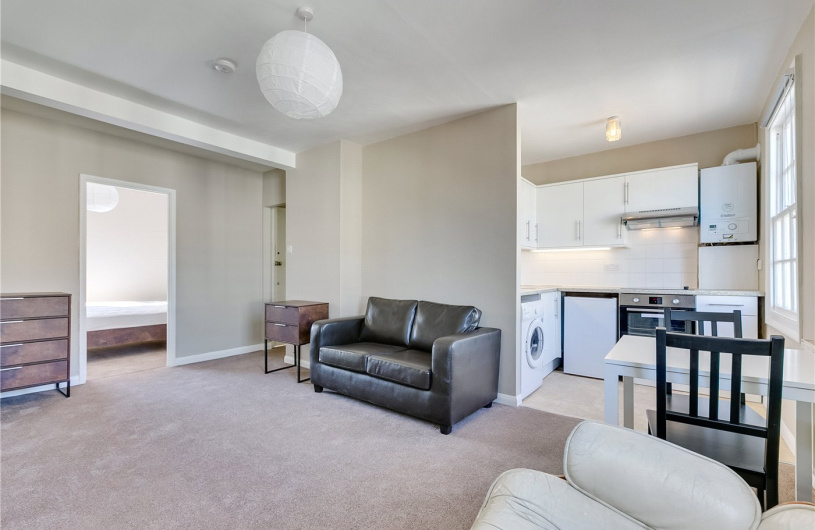 1 Bedroom Property To Rent In Fulham Road London Sw6 163