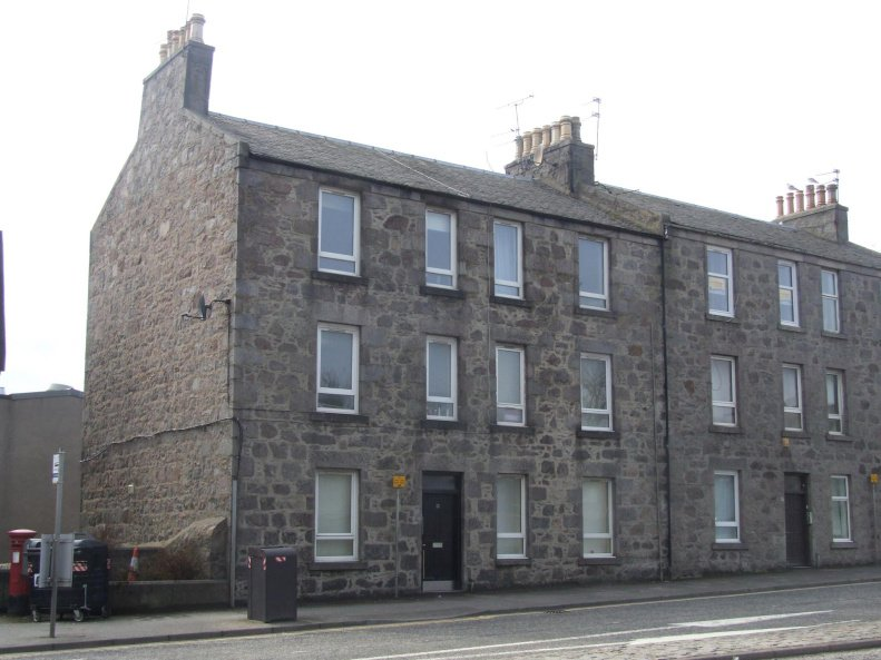 2 Bedroom Flat To Rent In Powis Place Aberdeen Ab25 3tr Northwood Aberdeen