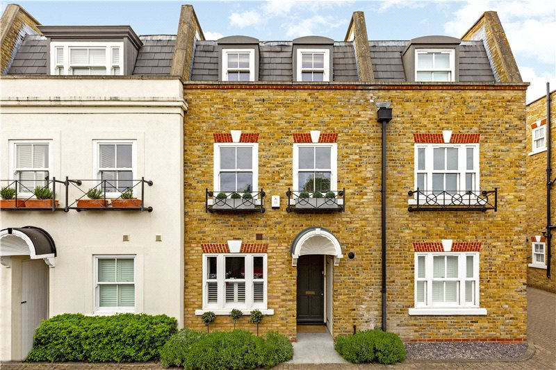 House for sale - Fielding Mews, Castelnau, Barnes, SW13