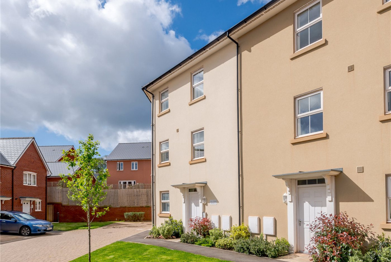 Flat/apartment for sale in Exeter - Old Park Avenue, Exeter, Devon, EX1