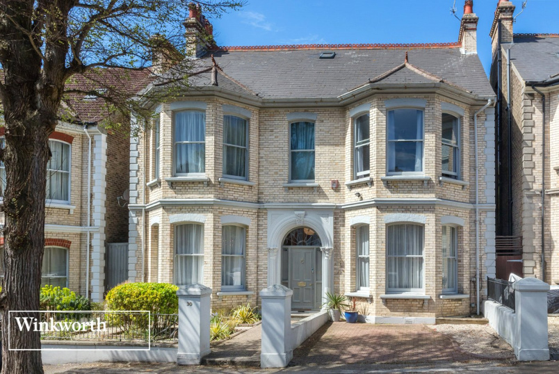 House new instruction - Wilbury Gardens, Hove, East Sussex, BN3