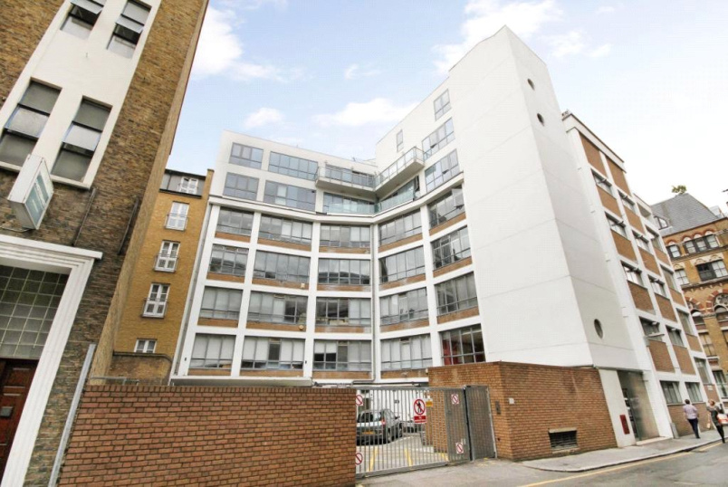 Flat/apartment for sale in Clerkenwell & City - City View Apartments, 29A Saffron Hill, London, EC1N